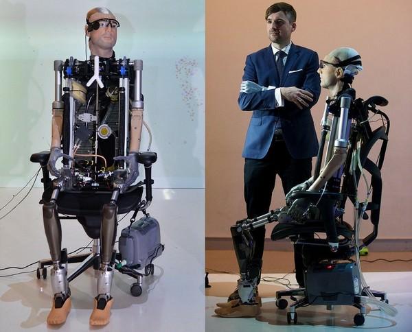 Искусственный Интеллект, робот