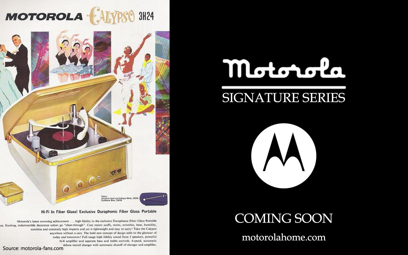 Motorola Signature Series