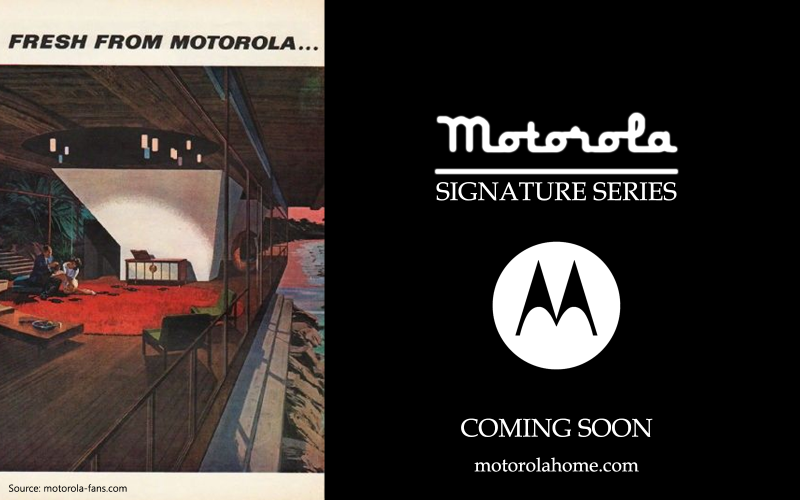 Motorola Signature Series