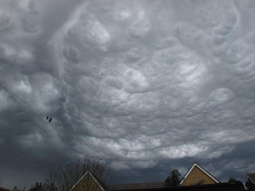 Ученые официально зарегистрировали новый тип облаков