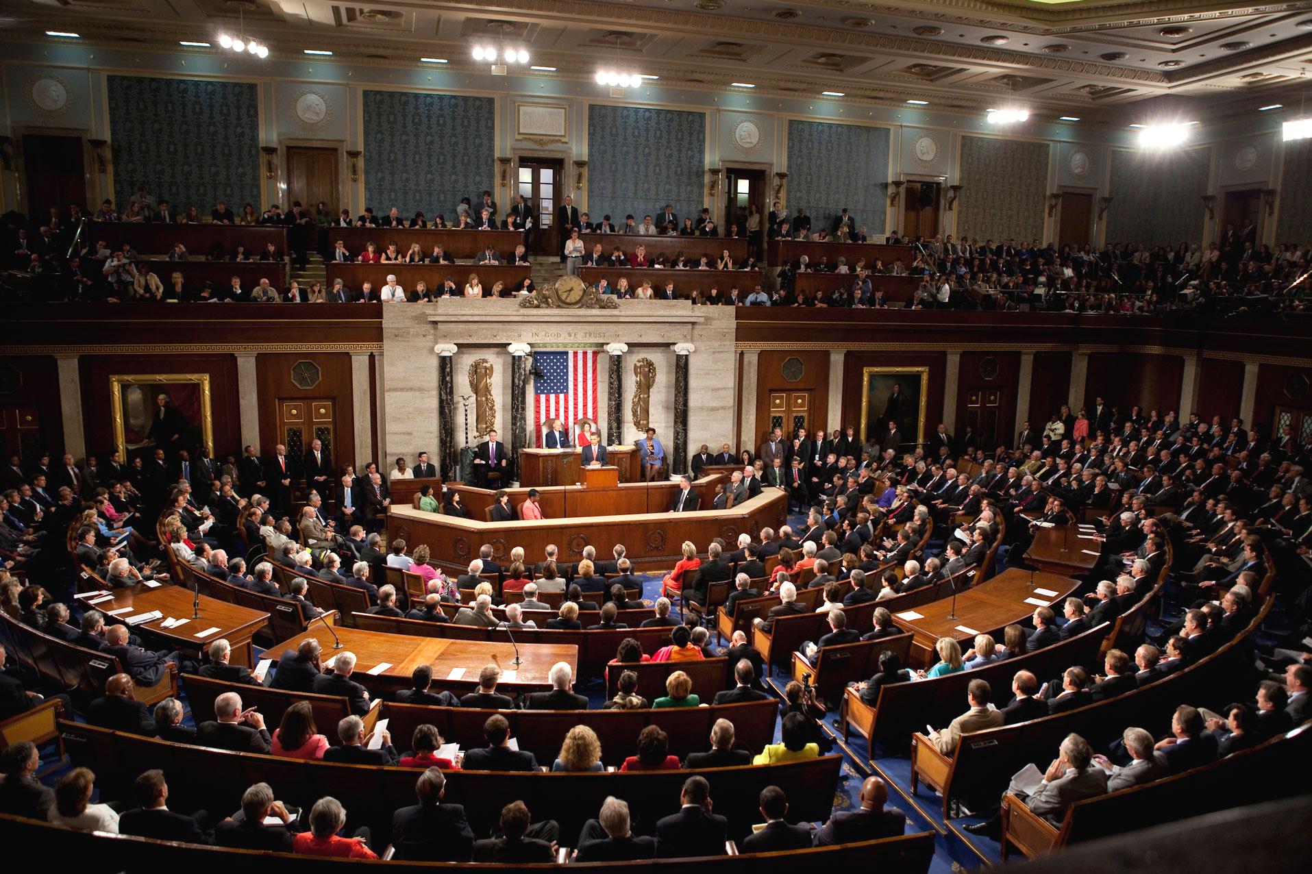 Конгресс США одобрил законопроект, позволяющий провайдерам торговать данными пользователей
