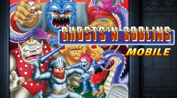 Ghosts 'n Goblins release title
