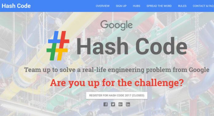 Google HashCode