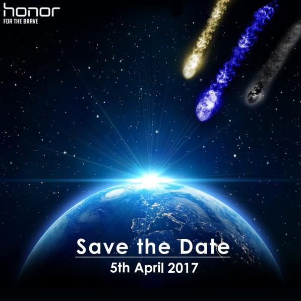 Новый Huawei Honor представят 5 апреля