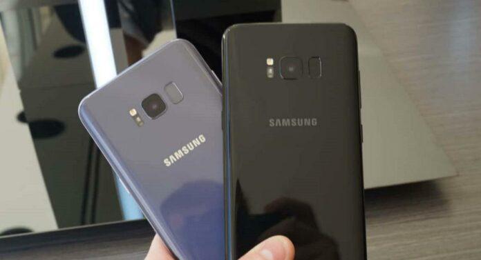 Samsung Galaxy S8 S8 Plus title