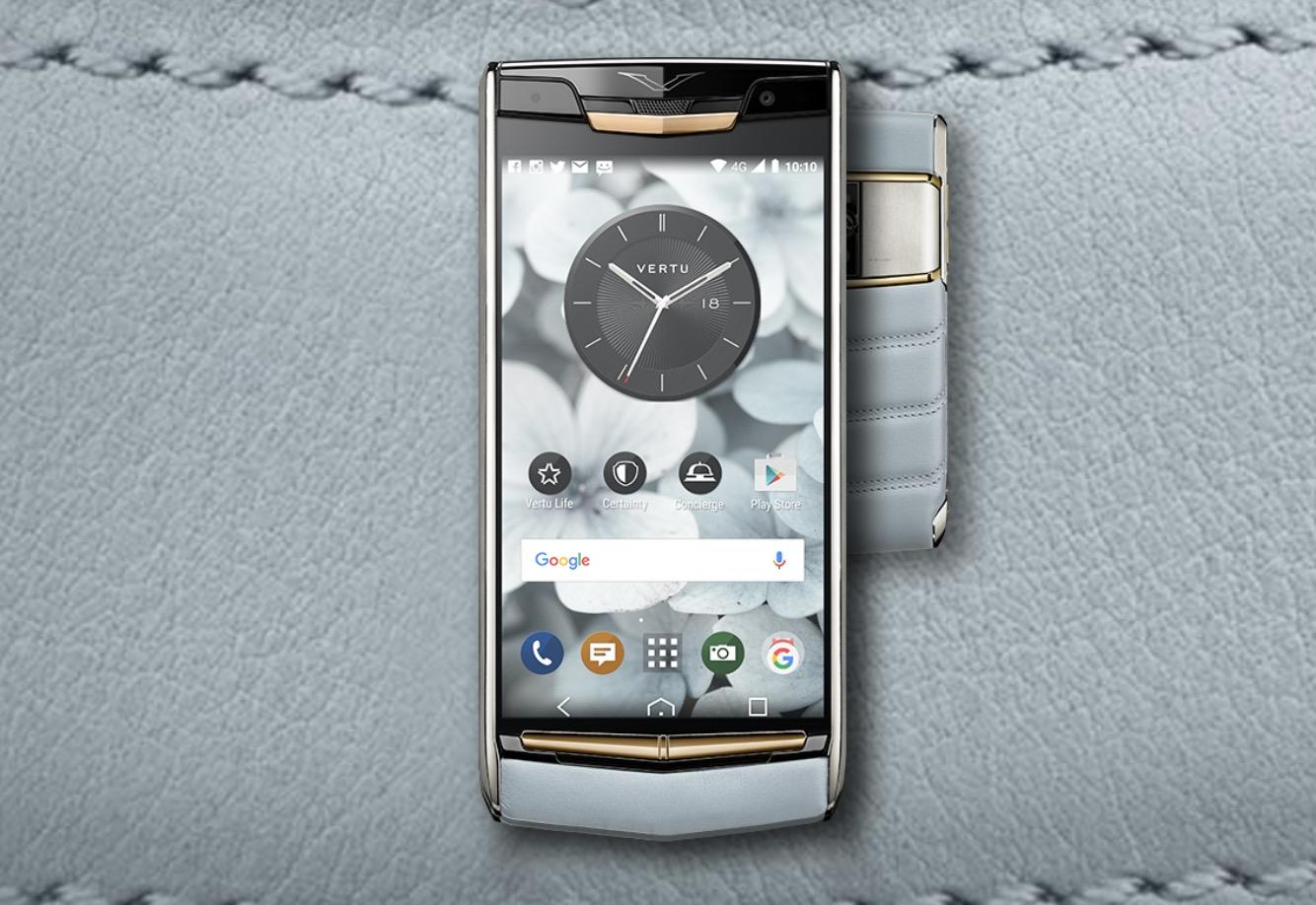 Производитель телефонов Vertu снова сменил владельца