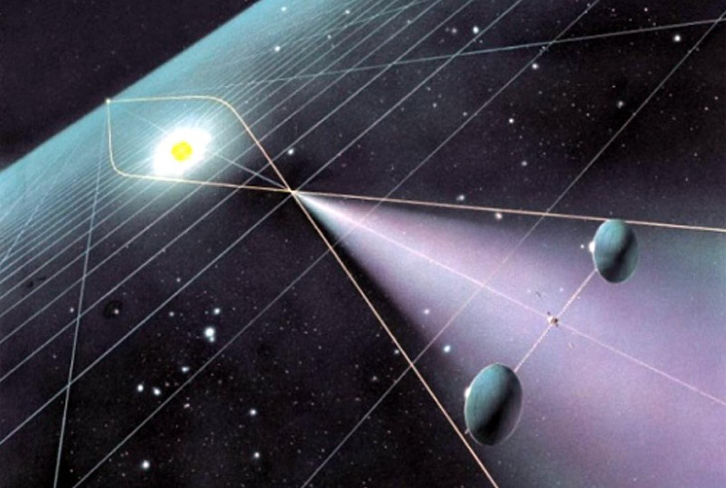 NASA планирует создать телескоп, который будет использовать Солнце в качестве линзы