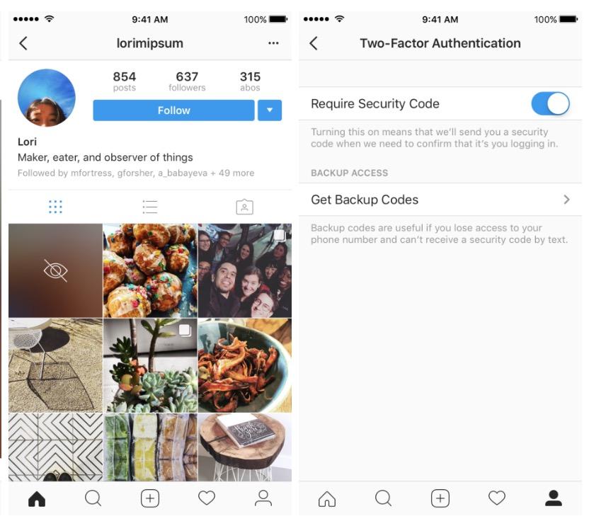 """Instagram добавил защиту от просмотра """"потенциально неприемлемых материалов"""""""