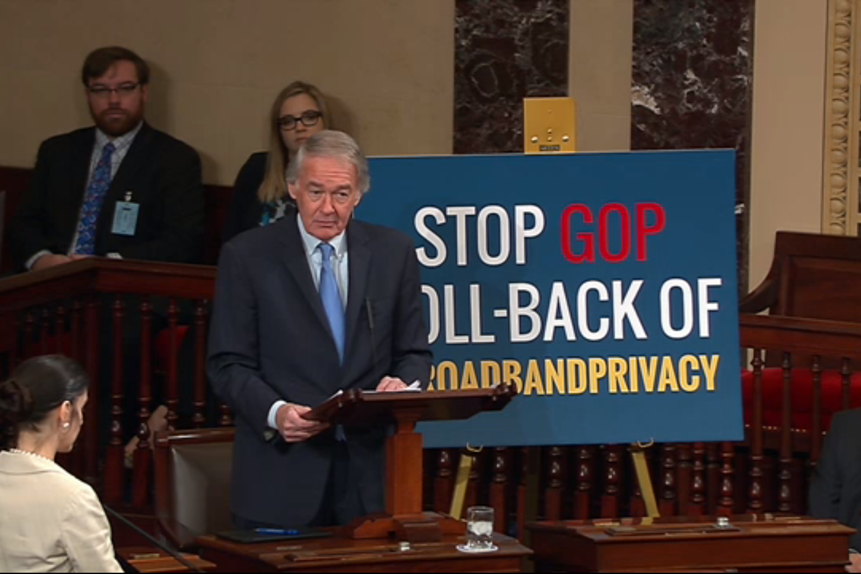 Сенат США підтримав законопроект, що дозволяє інтернет-провайдерам використовувати персональні дані користувачів без їх згоди
