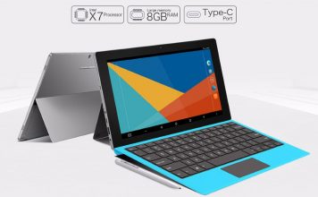 Teclast Tbook 16 Power title