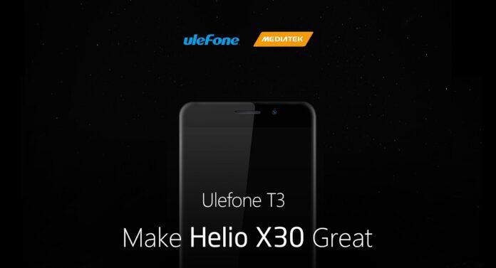 Ulefone T3