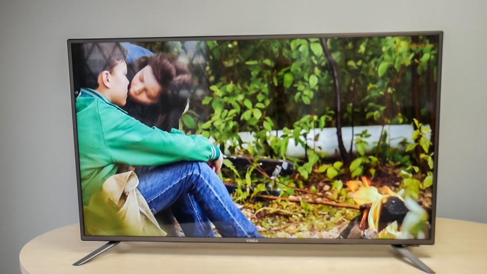 Обзор доступного 49-дюймового телевизора VINGA L49FHD20B