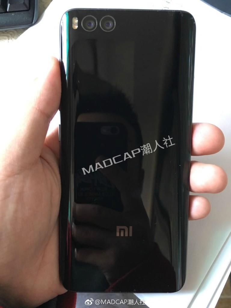 В Сети появилось первое изображение Xiaomi Mi 6