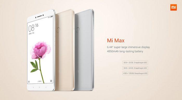 Xiaomi Mi Max GearBest