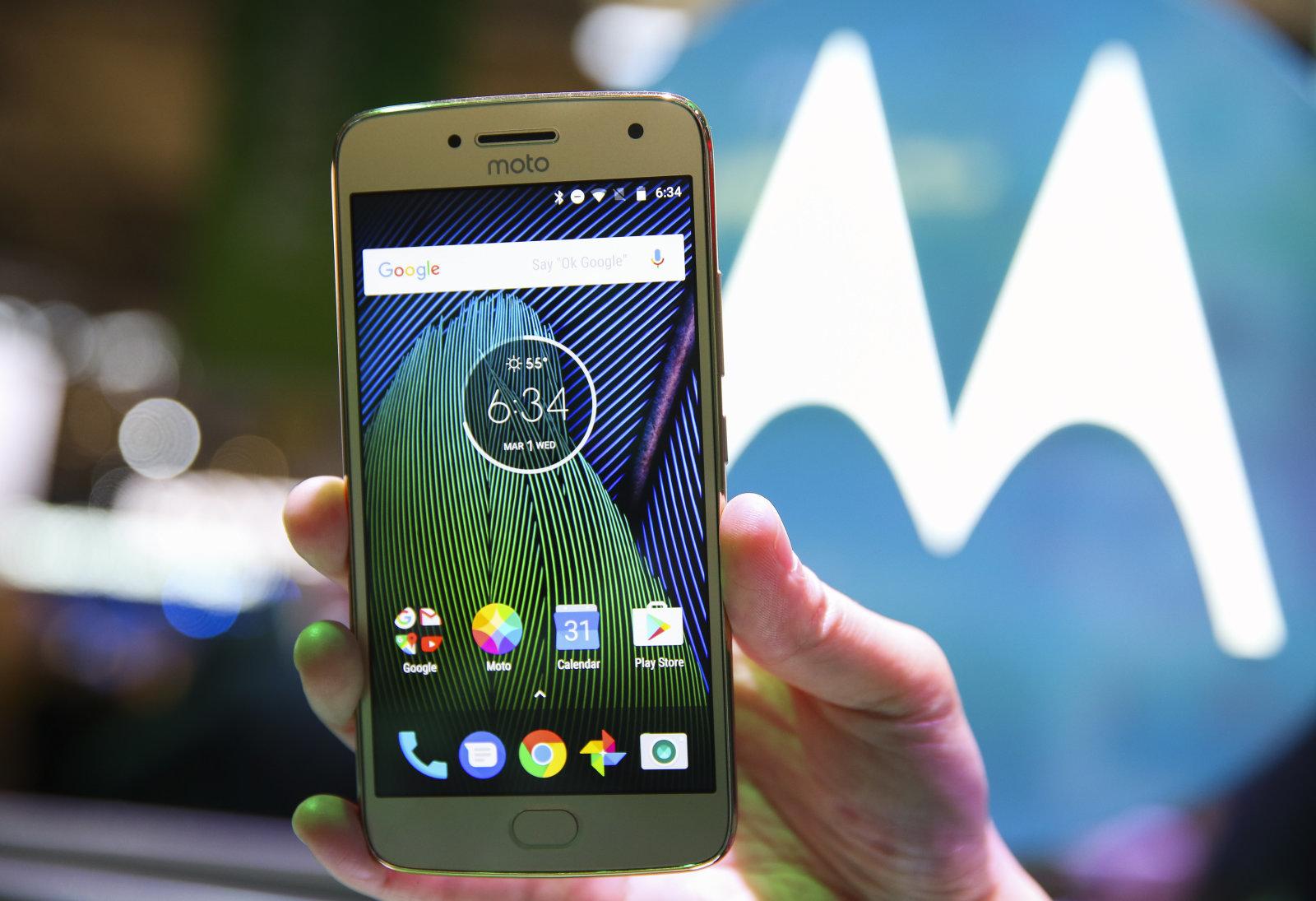 Moto G5 Plus доступний на Amazon за $185