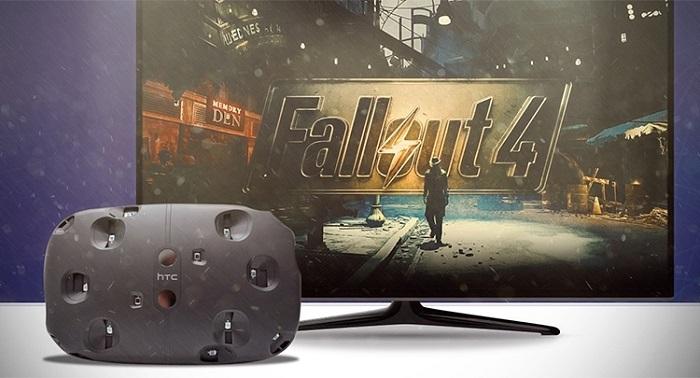 Fallout 4 для VR-шлемов представят впроцессе E3 2017