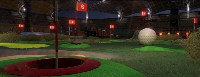 В новом трейлере FlatOut 4 есть гонки, бомбы и гольф с водителями в роли мячиков