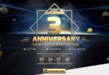 gearbest 3 year title