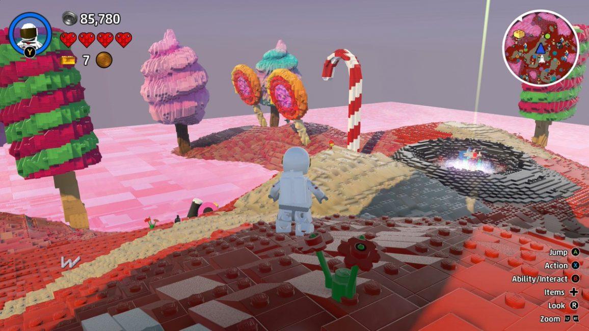 Мнение о Lego Worlds на PS4 и Xbox One