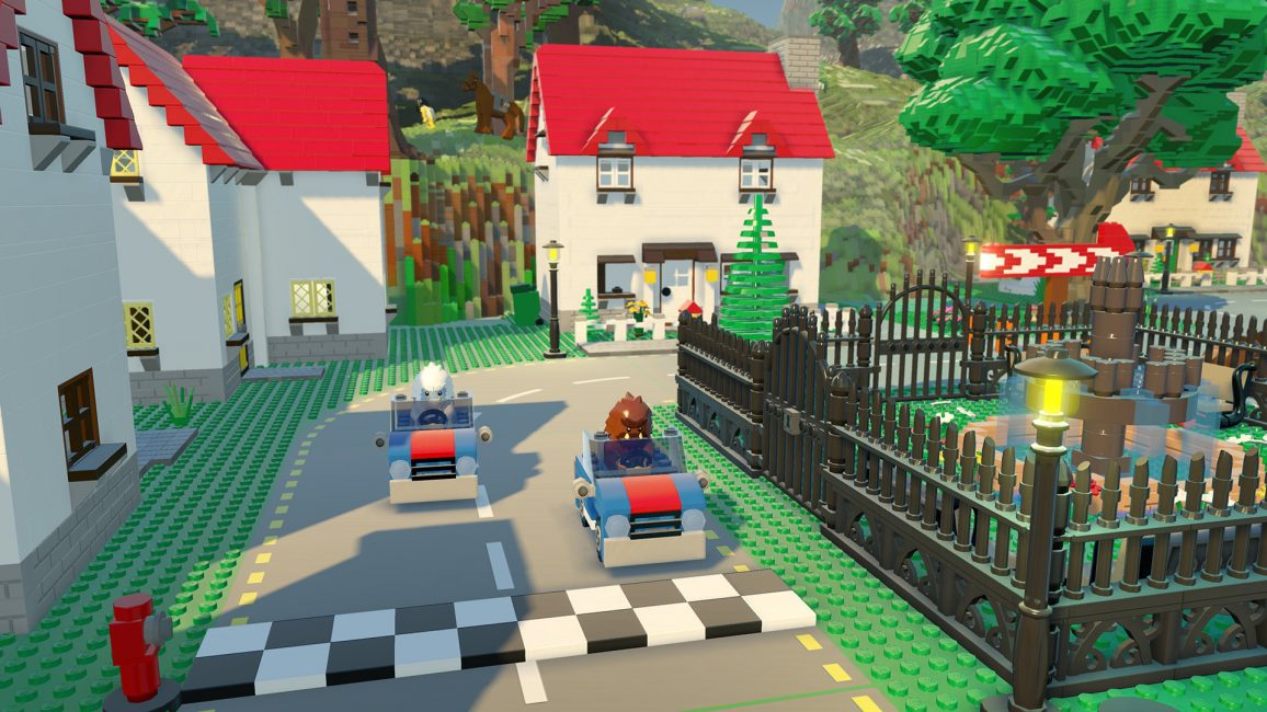 Lego Worlds review for PS4 and Xbox One