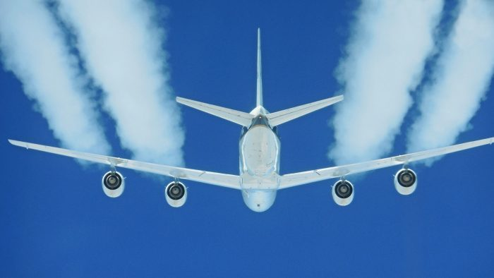NASA создало авиационное биотопливо, которое на 70% безопаснее для окружающей среды