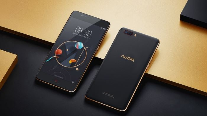 nubia m2 release 1
