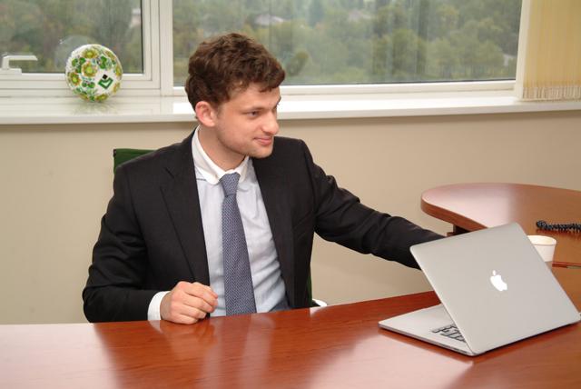 Дмитрий Дубилет готов создать новую систему электронных деклараций