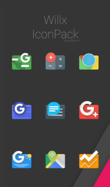 willx iconpack