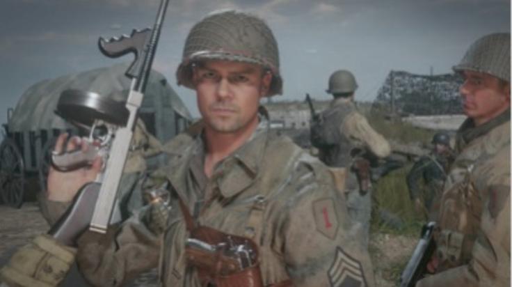 Анонсована Call of Duty: World War 2