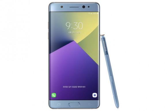 Відновлений Samsung Galaxy Note 7 вийде у червні