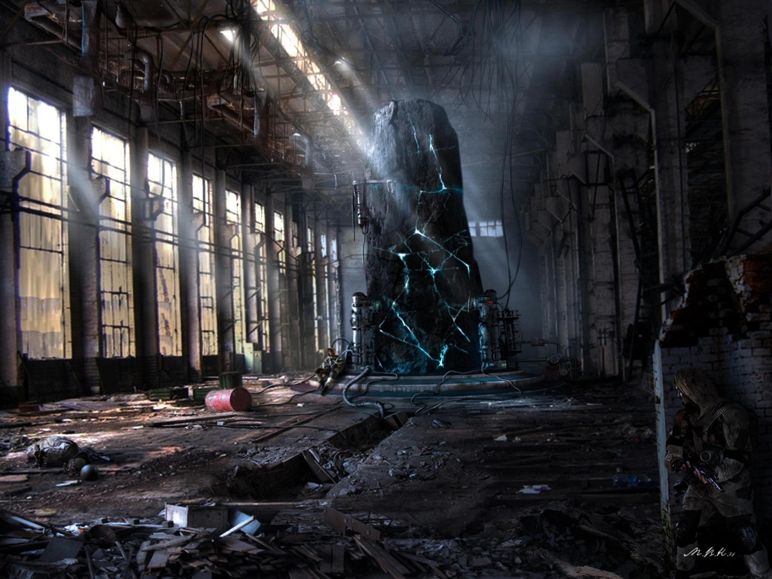 stalker shadow of chernobyl 2