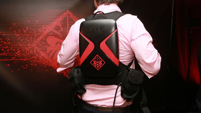 HP Omen X Backpack