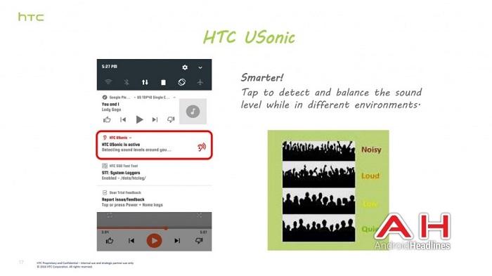 HTC U (Ocean): новые подробности флагманского смартфона