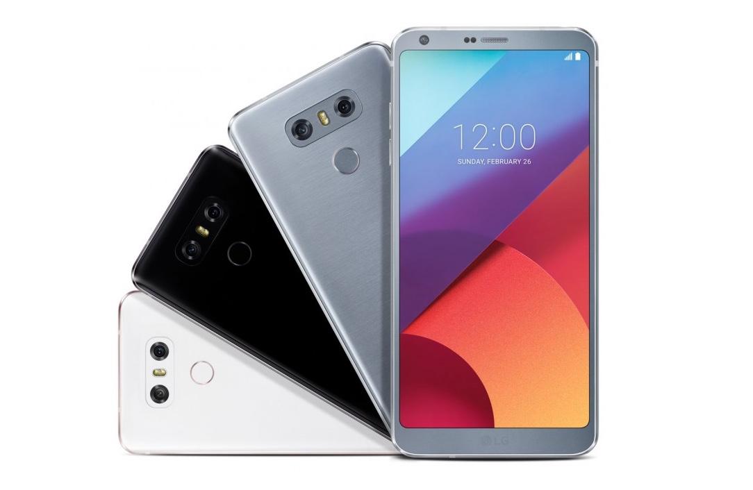 В Украине стартовал предварительный заказ смартфона LG G6