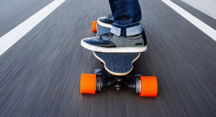 LongRange E-Skateboard