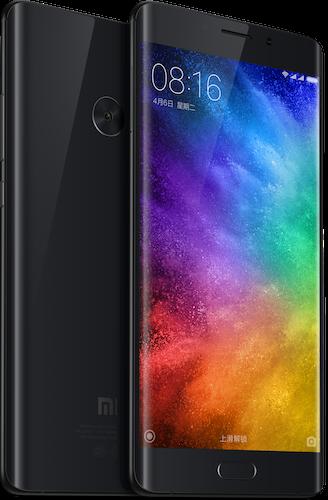Redmi 4X, Mi Note 2 и Mi MIX – новые смартфоны Xiaomi в России