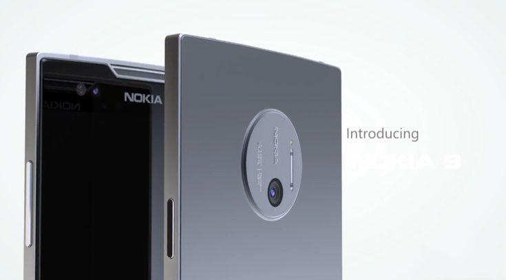 Nokia 9: цена $699, процессор Snapdragon 835, выход в третьем квартале 2017 года