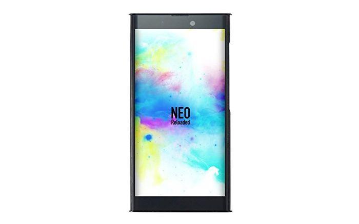 NuAns Neo 2017: смартфон с дизайном сменного типа