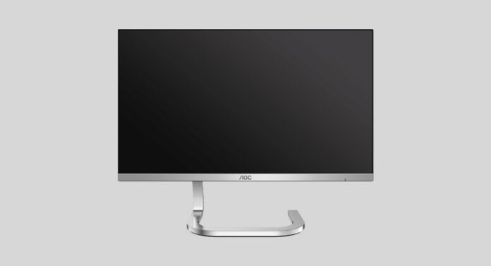 AOC Monitor Detail 01