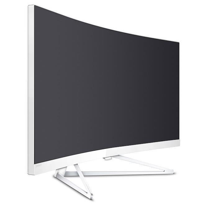 Philips пополнила линейку мониторов с изогнутым экраном новой 34-дюймовой моделью