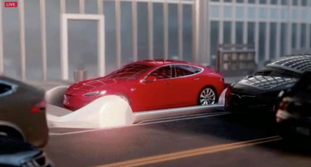 200 км/год під землею: Маск показав, як буде працювати тунель під Лос-Анджелесом