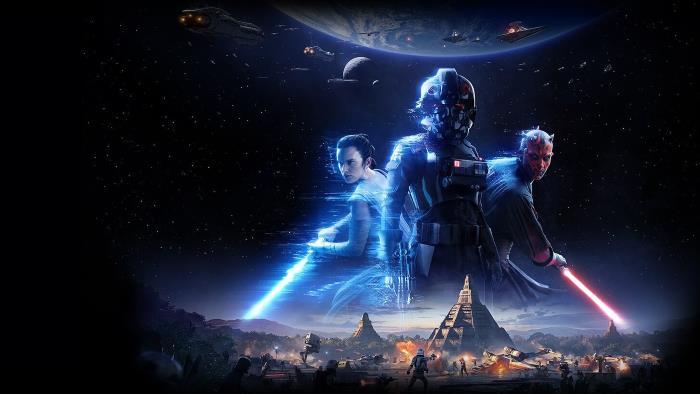 Мои предвзятые и неадекватные мысли о Star Wars: Battlefront 2 (2017)