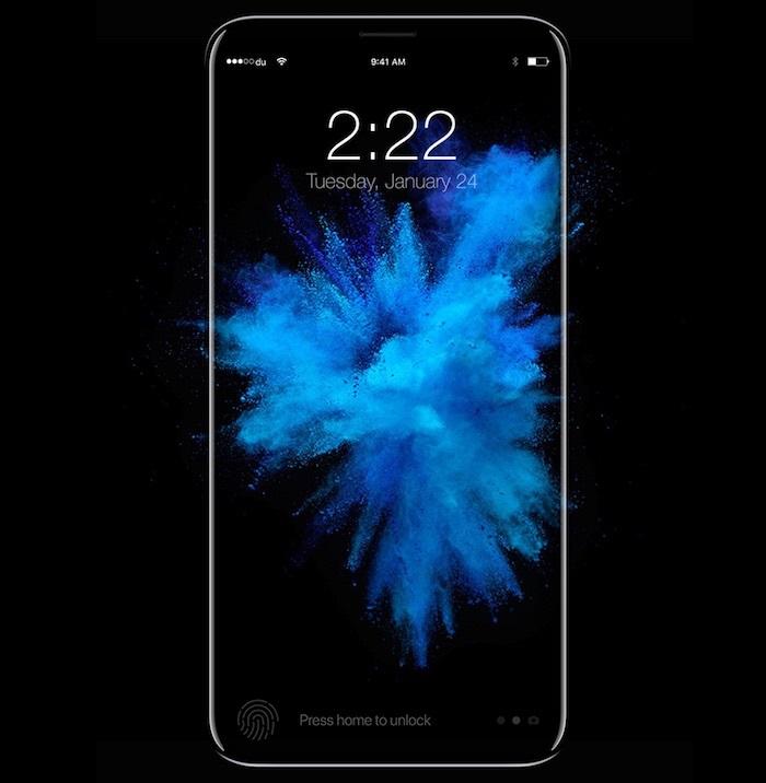 iPhone 8: вопрос интеграции сканера отпечатка задерживает производство