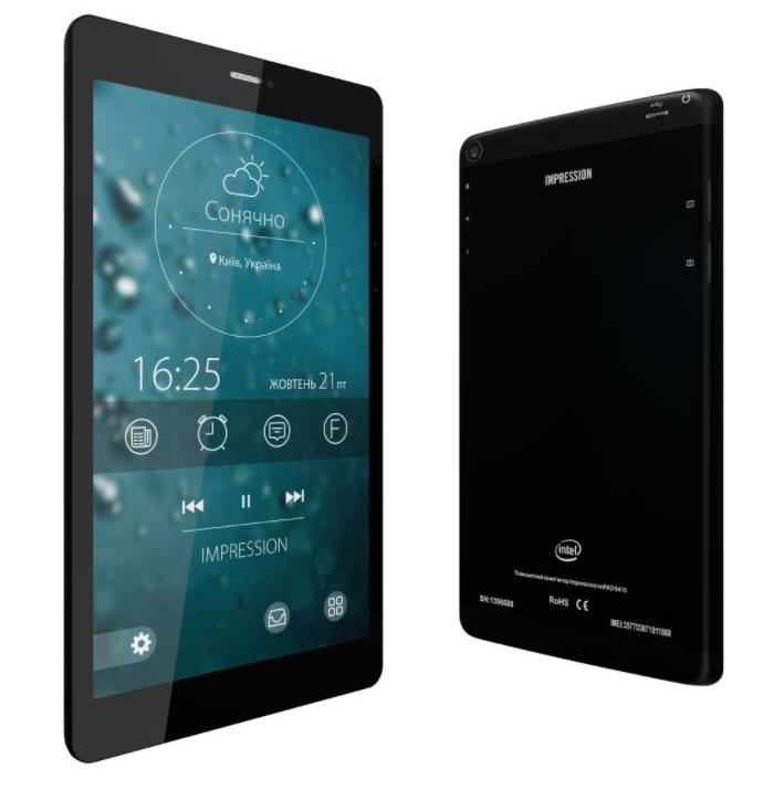 Розыгрыш от Impression Electronics: планшет ImPAD 9415