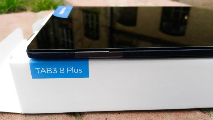 Огляд Android-планшета Lenovo Tab3 8 Plus - харизма і крутий звук