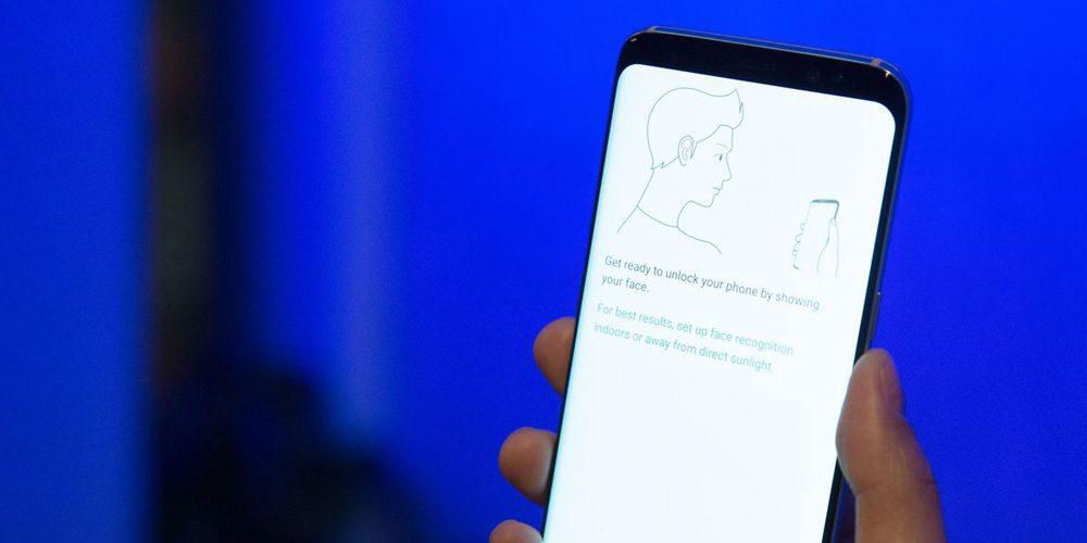 Захисне розпізнавання облич Samsung Galaxy S8 обійшли за допомогою фотографії