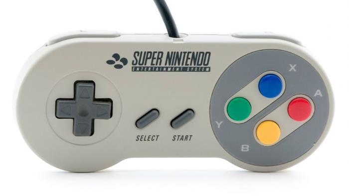 snes mini 1 Nintendo