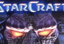 starcraft 1 title