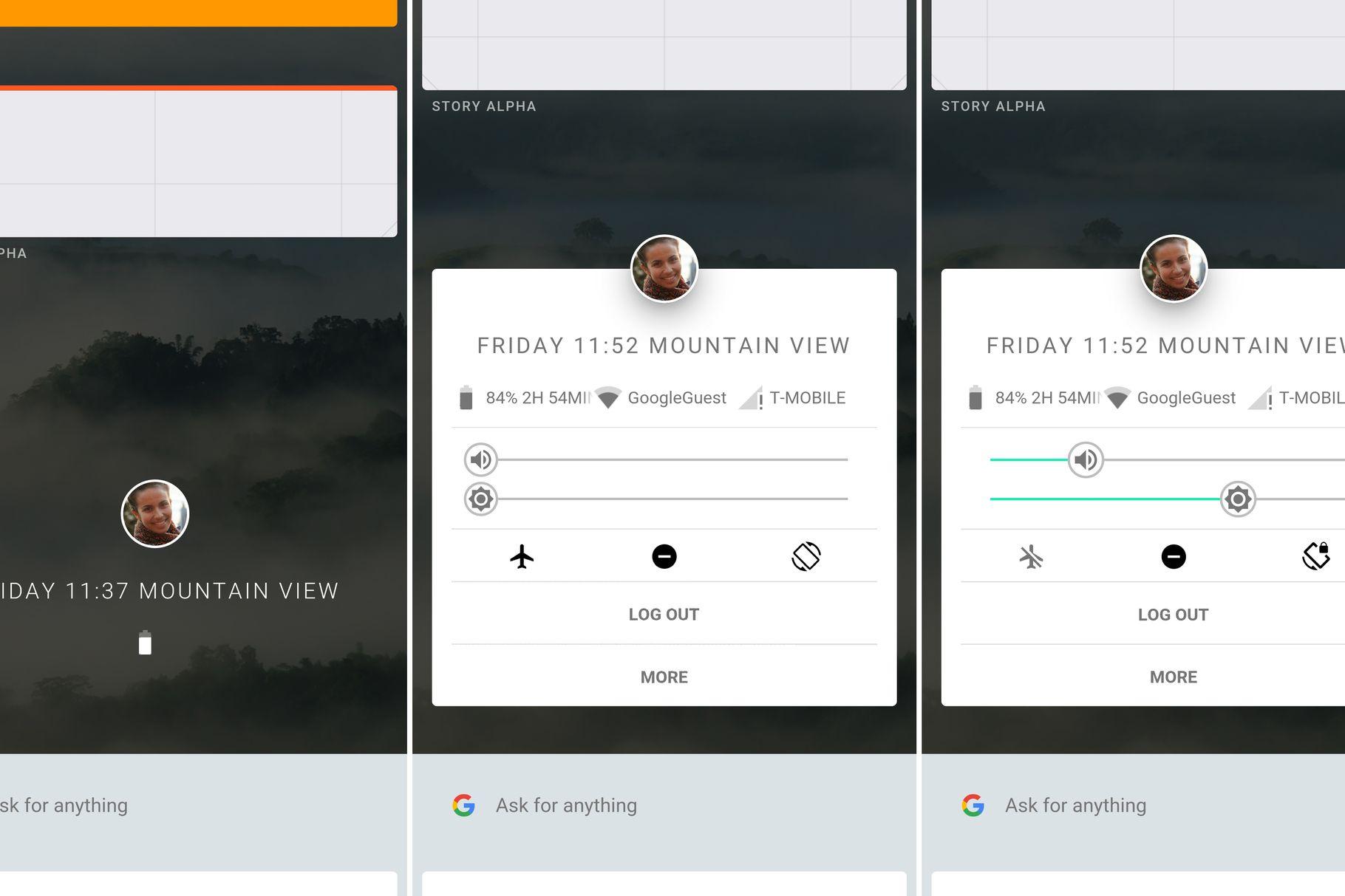 Таинственная операционная система Fuchsia от Google получила пользовательский интерфейс для смартфонов и планшетов