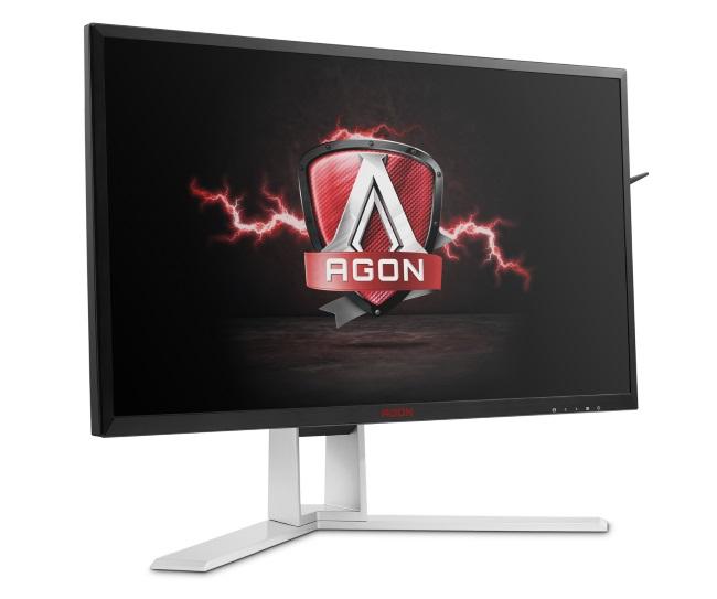 Новый монитор AOC AGON поддерживает частоту обновления 240 Гц
